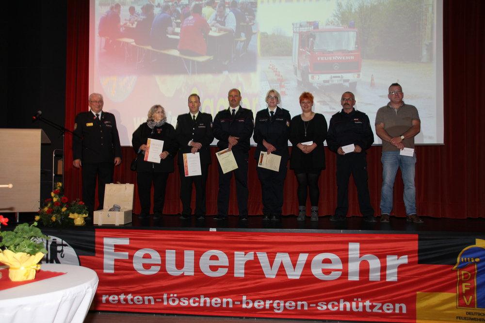 25 Jahre FV Regionalverband SB 158